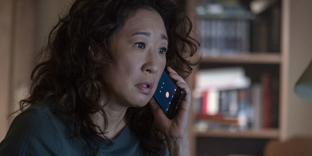 killing eve 2x02 phone