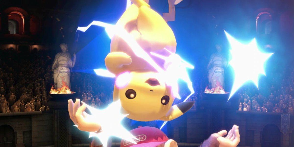 smash ultimate tier list pikachu