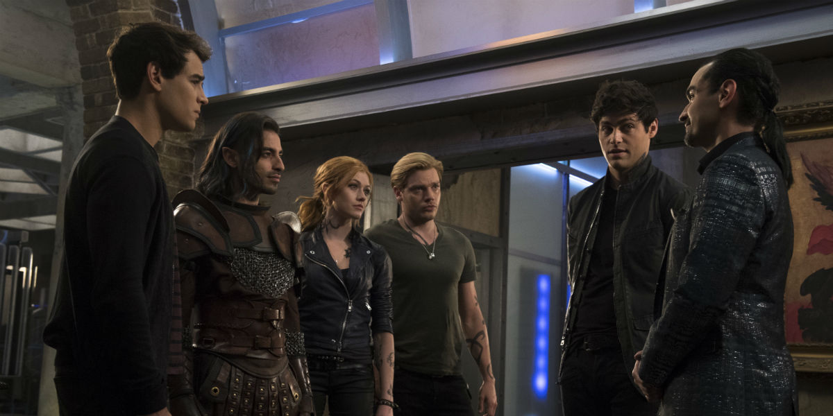 shadowhunters season 4 cast