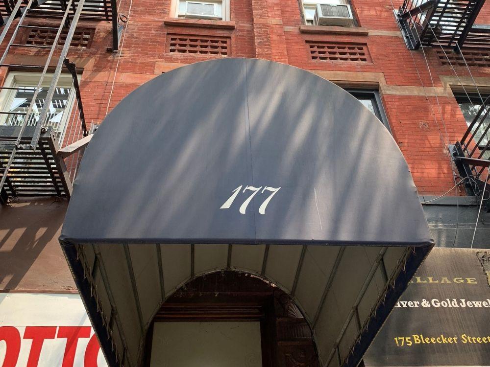 177A Bleecker Street aka Doctor Strange's Sanctum Sanctorum