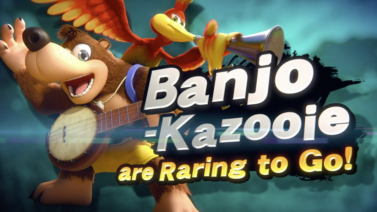 banjo-kazooie smash ultimate dlc
