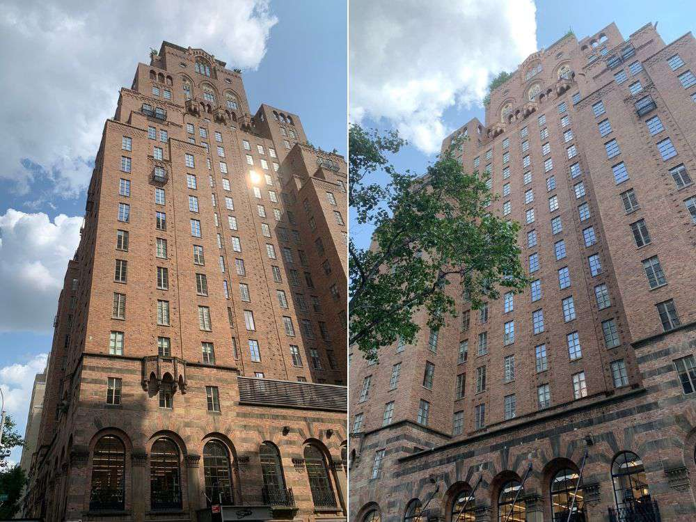 The Barbizon Hotel aka The inspiration for The Griffith from Agent Carter