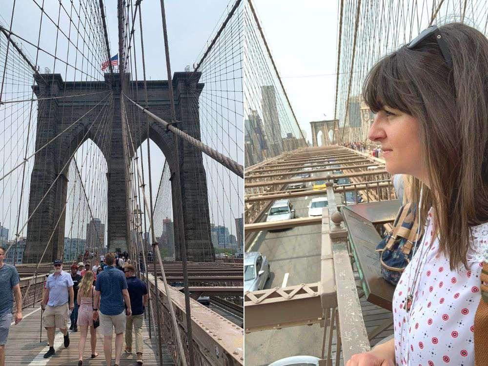 Marvel filming locations: The Brooklyn Bridge