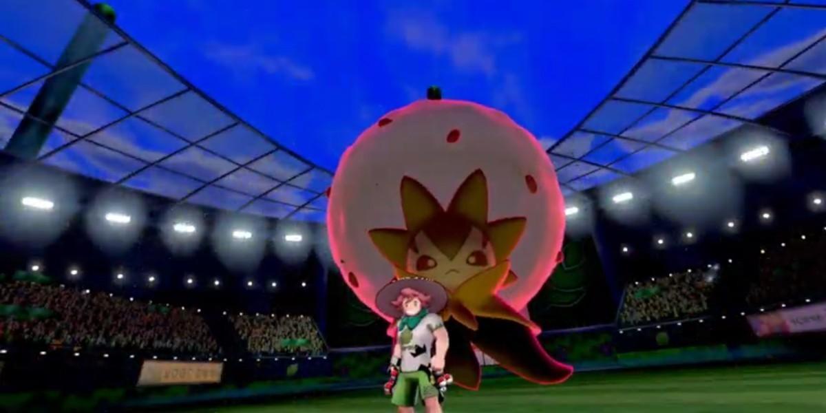 pokemon dynamax battles grass gym leader