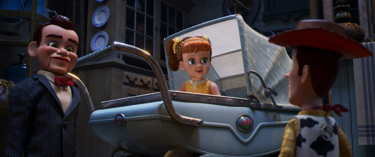 Gabby in Toy Story 4