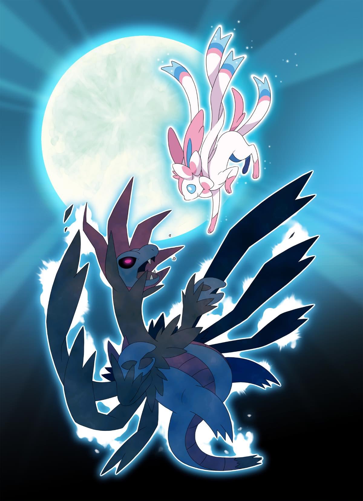 new Pokémon type gen 8 fairy dragon
