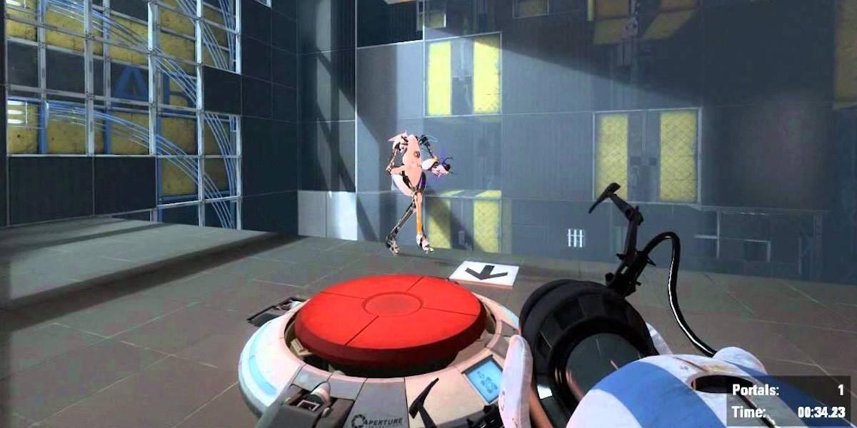 portal 3 time attack