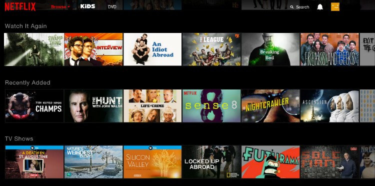 Swamp Thing on Netflix