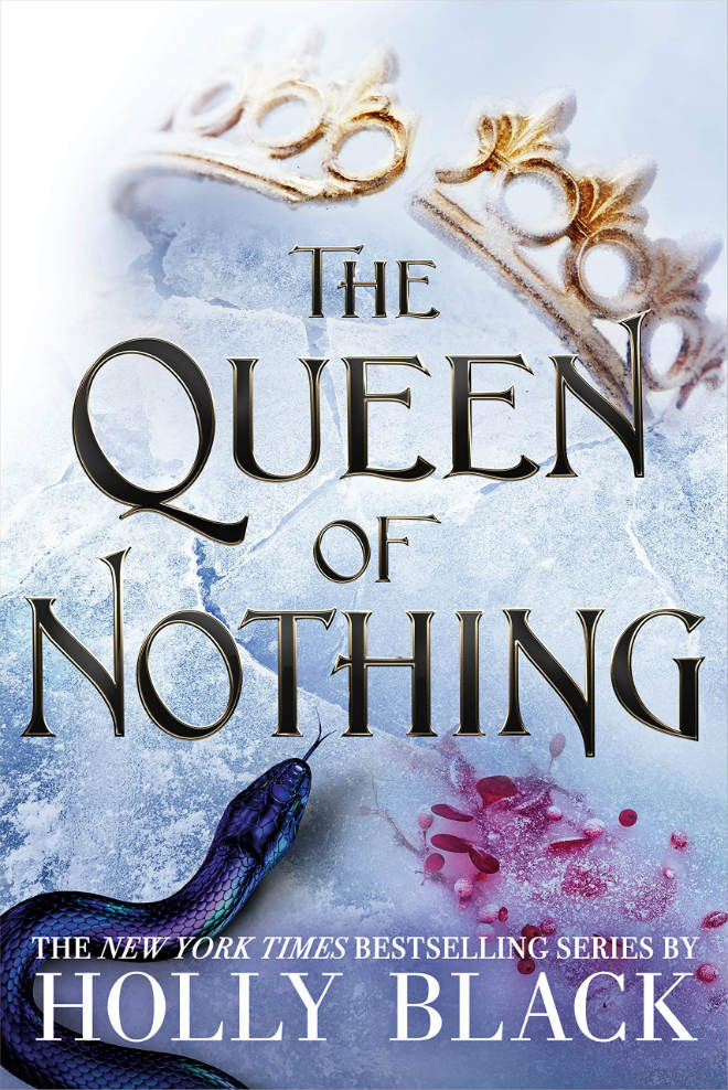 folk of the air book 3 queen of nothing release date