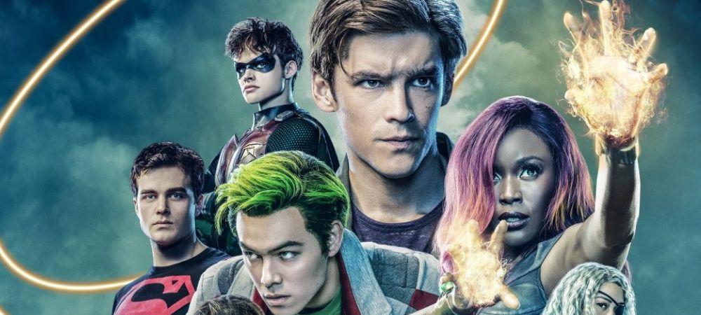 DC Universe's Titans