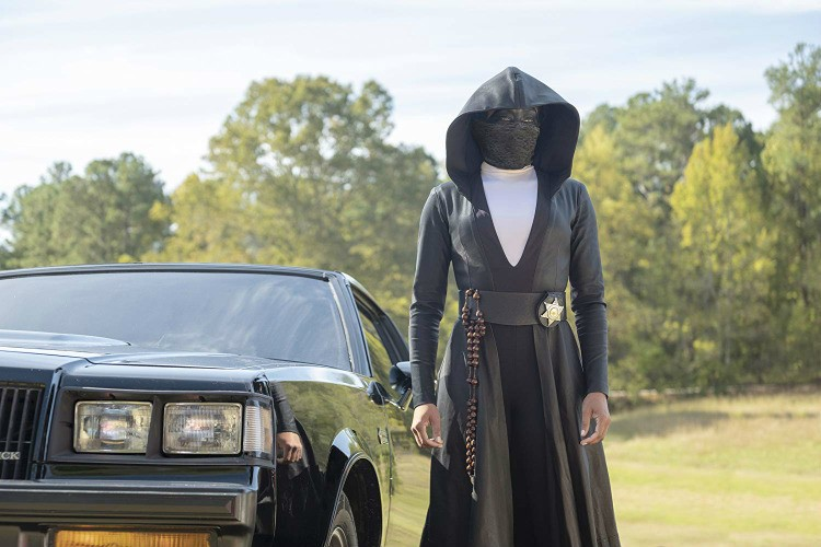 Angela Abar in Watchmen 1x02