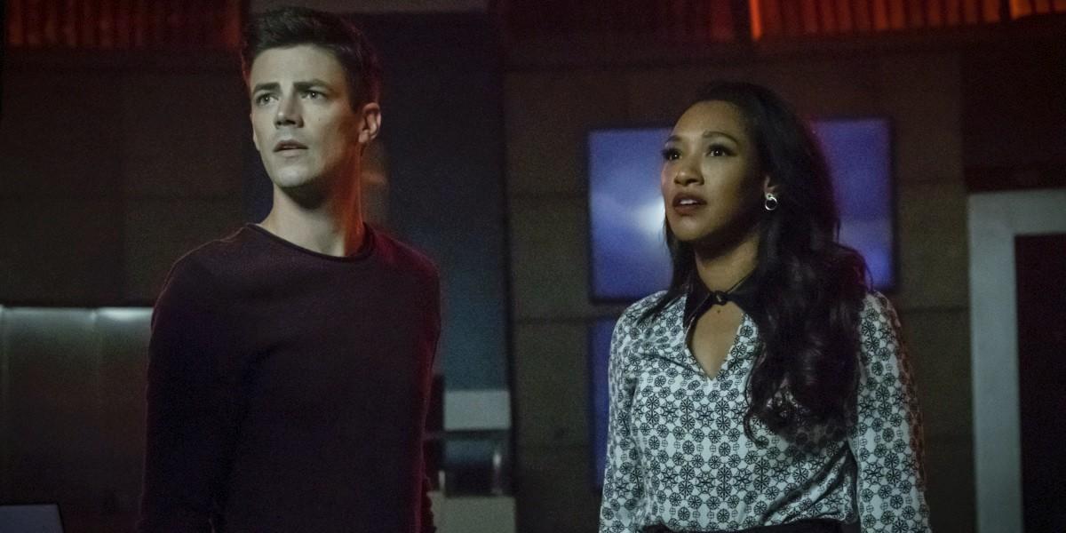 The Flash season 6 episode 1