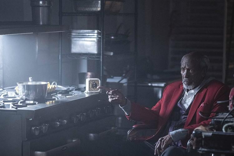Old man in Watchmen episode 1