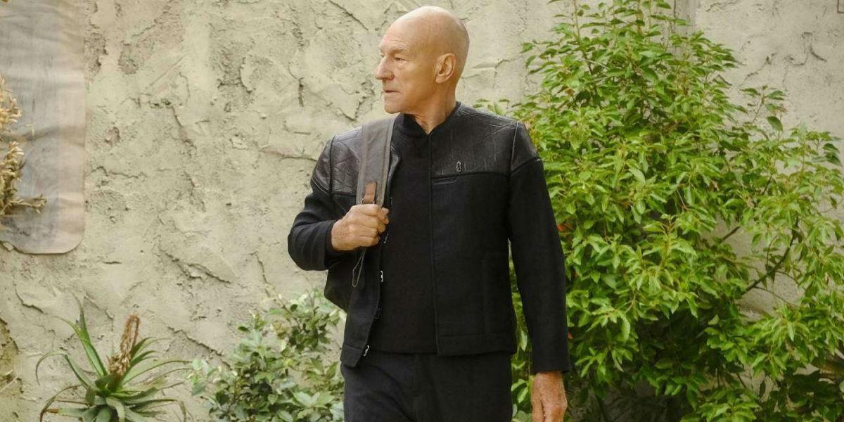 Star Trek Picard 2020