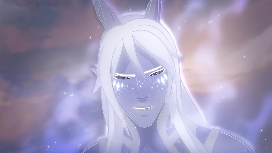the dragon prince season 3 aaravos