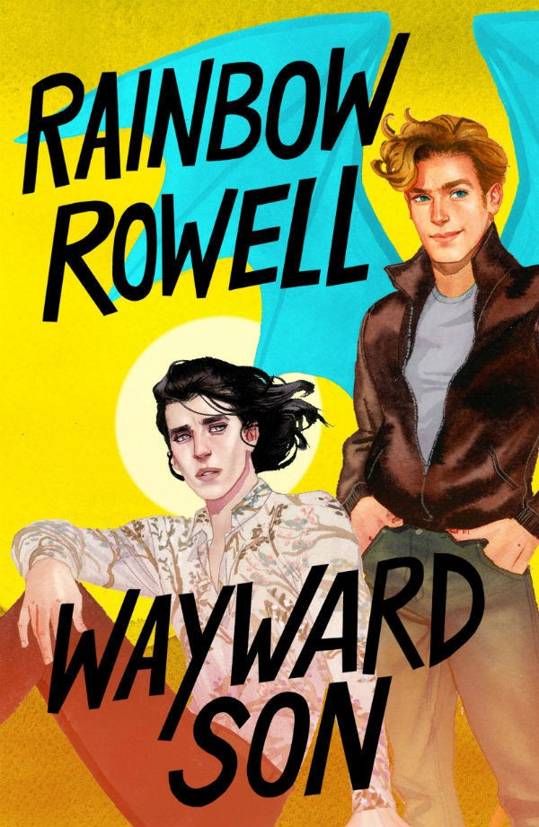 Wayward Son Rainbow cover