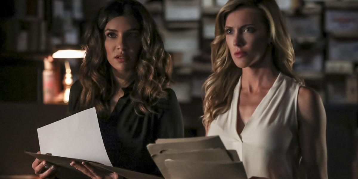 Laurel and Dinah