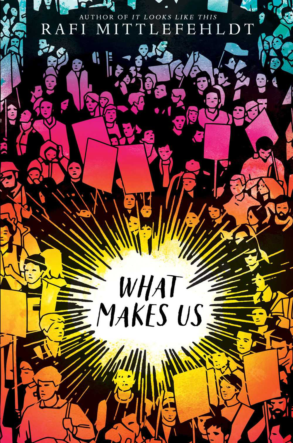 'What Makes Us' by Rafi Mittlefehldt