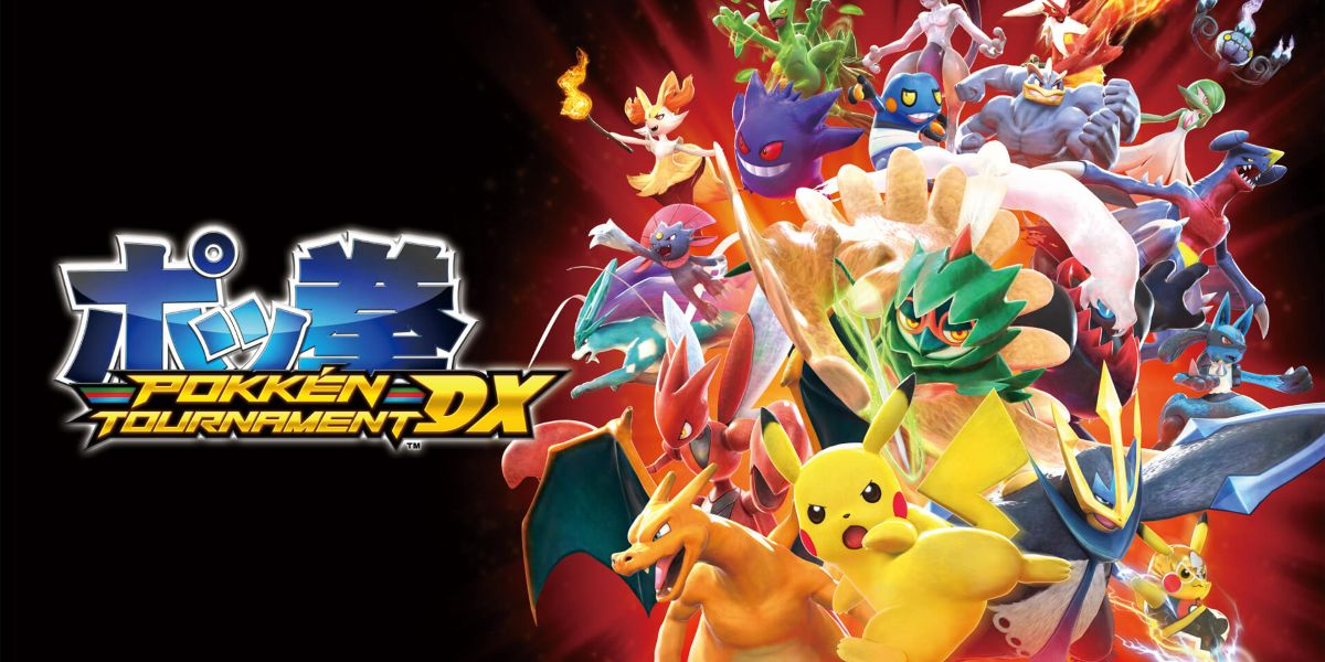 best Pokémon games pokken tournament