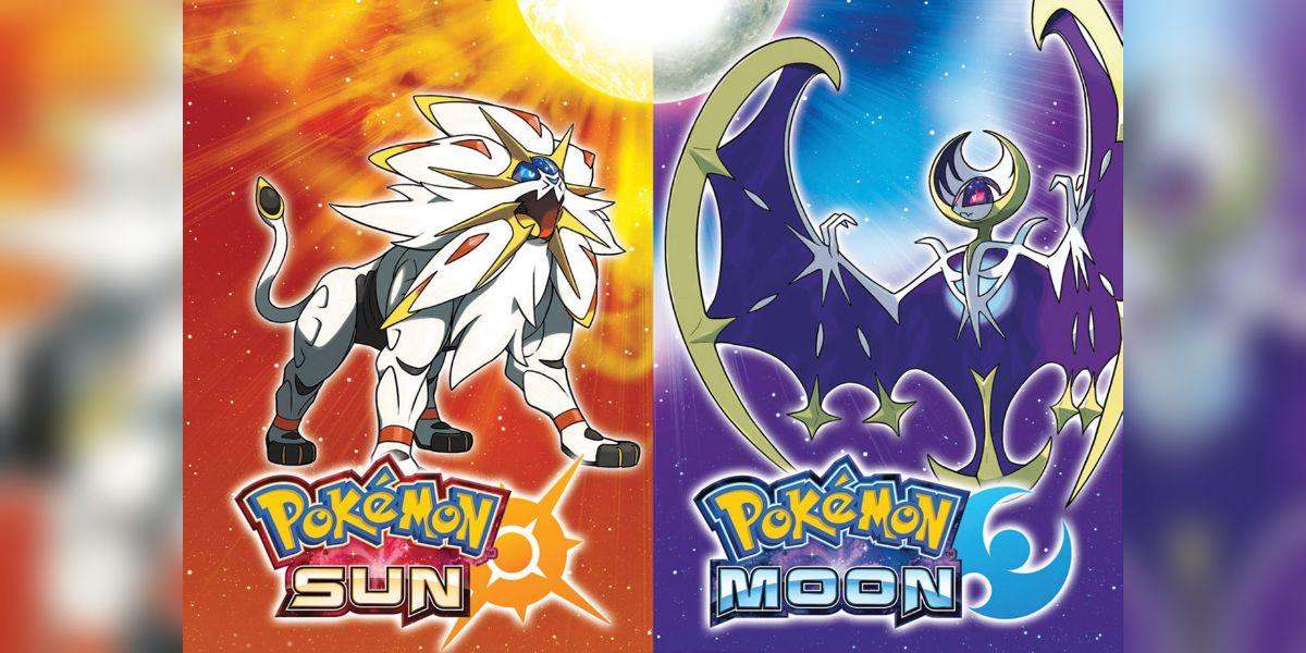best Pokémon games sun and moon