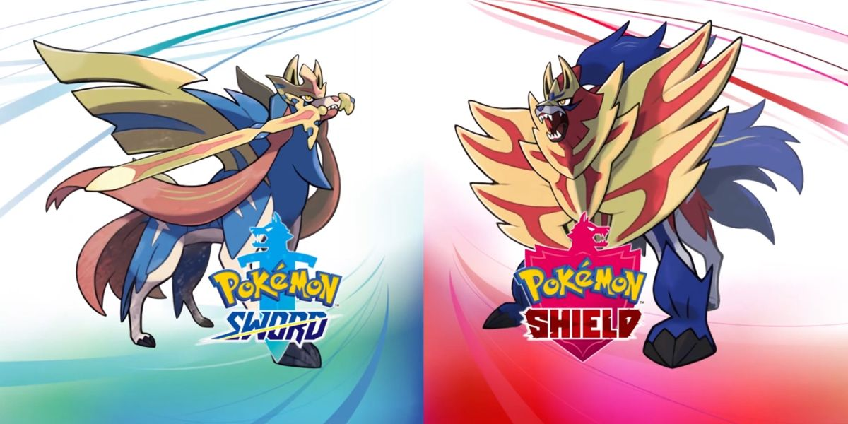 best Pokémon games sword and shield