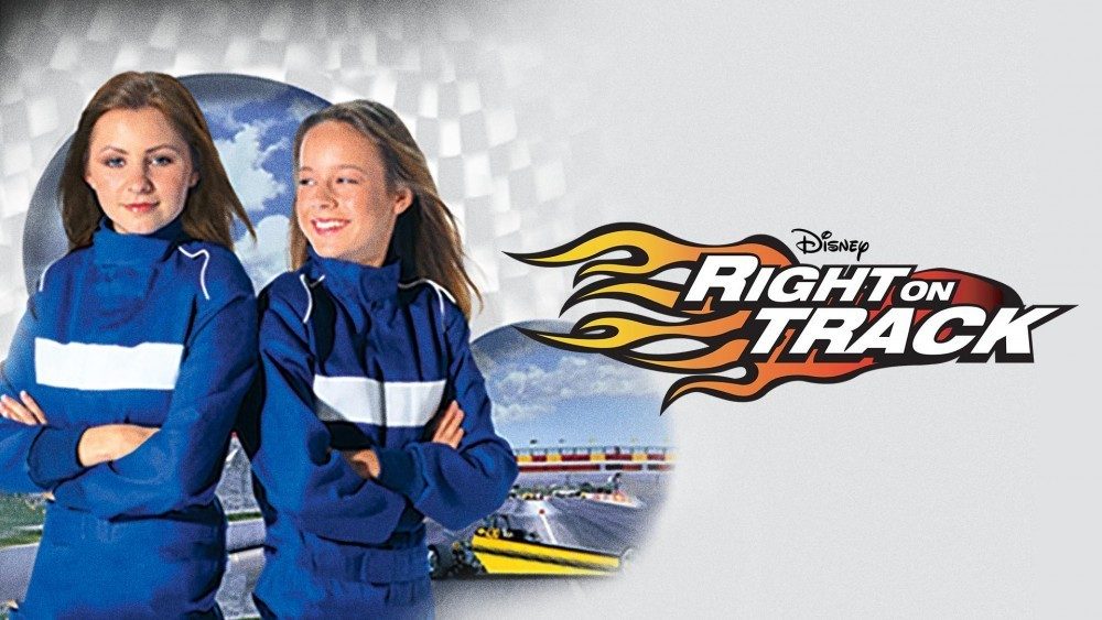 Right on Track - Disney Channel Original Movie