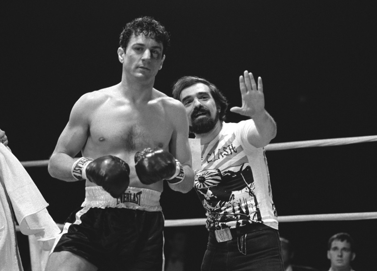 scorsese movie raging bull