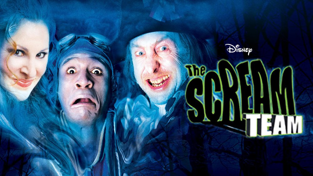 The Scream Team - Disney Channel Original Movie
