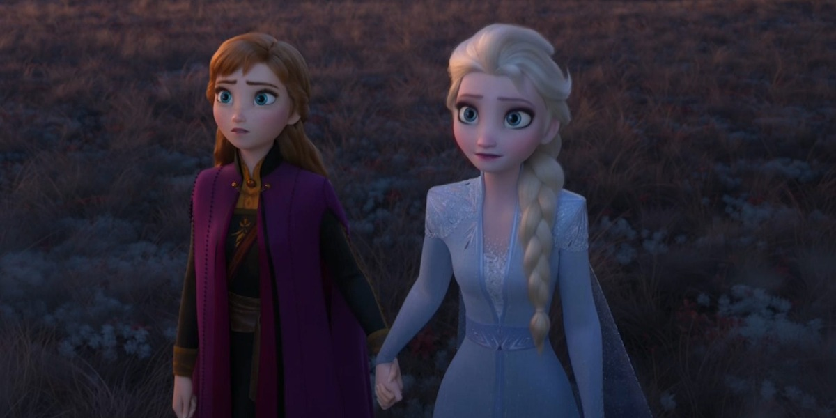 Frozen 2 The Next Right Thing