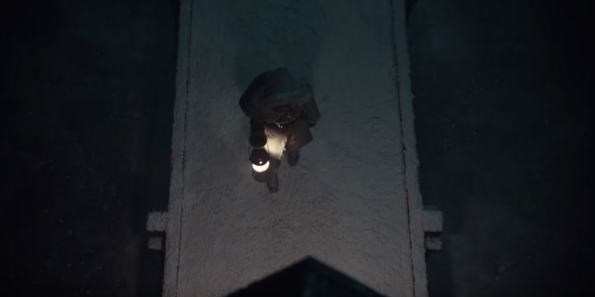 His Dark Materials Lyra shed 1x05