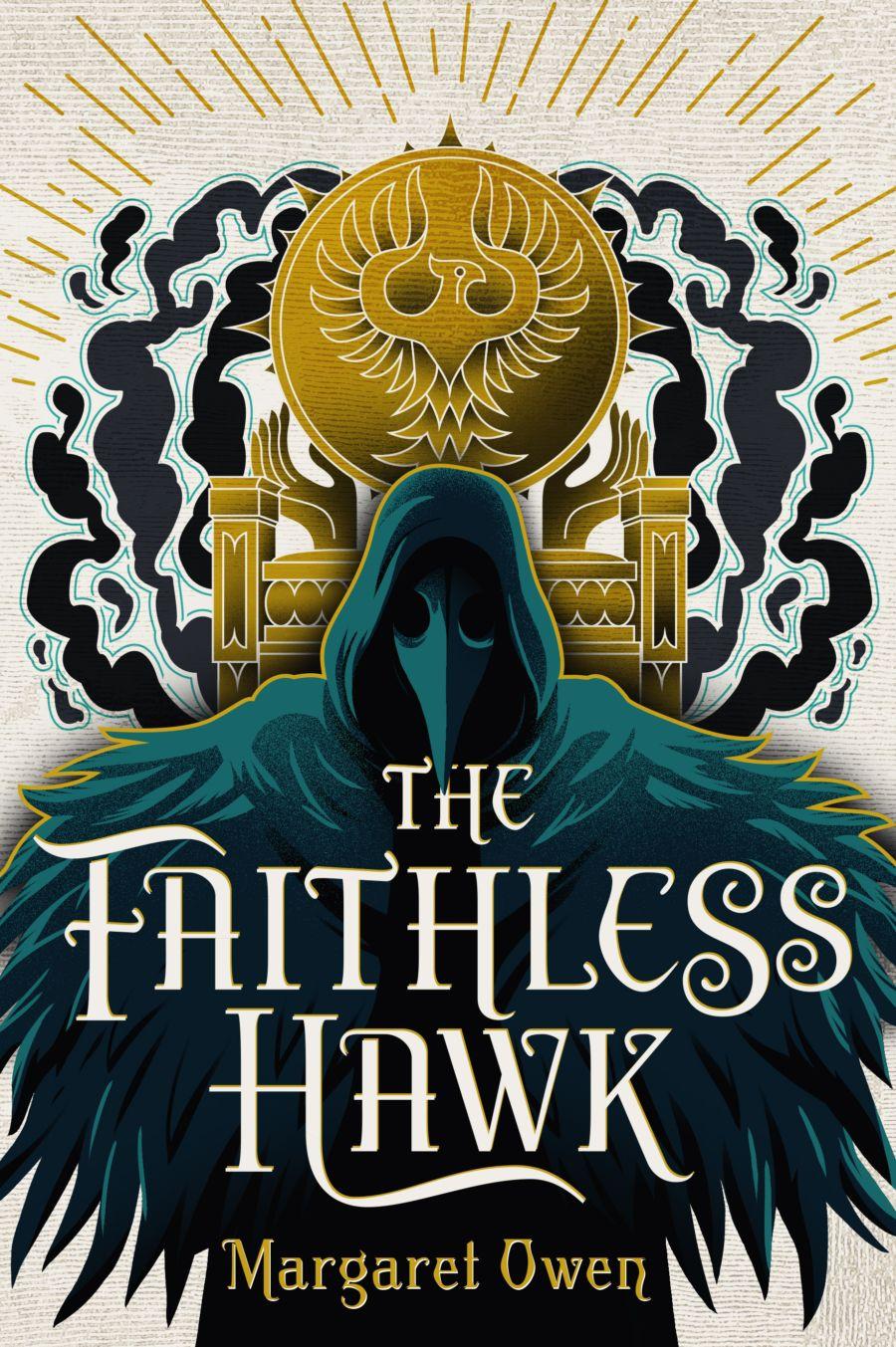 faithless hawk cover reveal