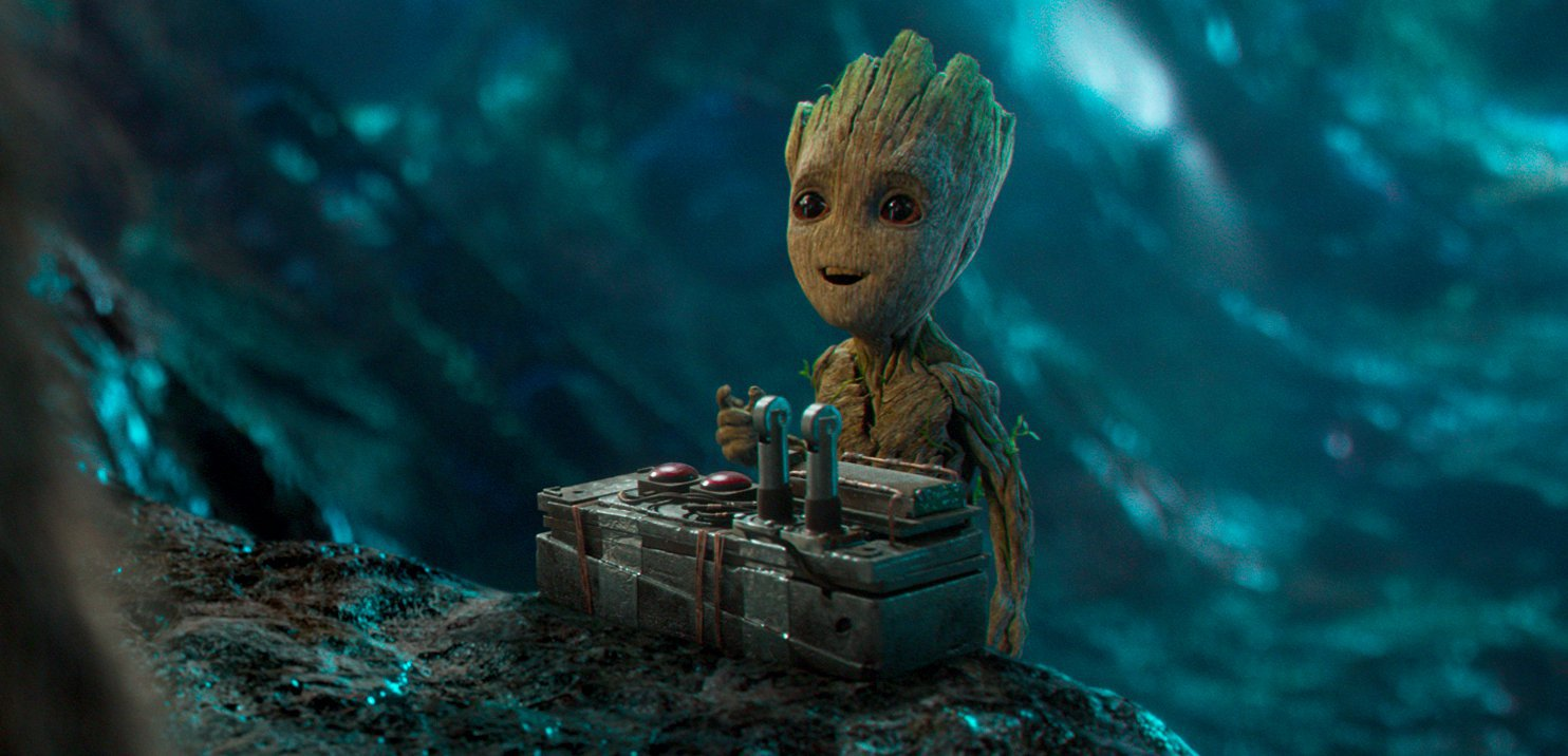 cutest character baby groot