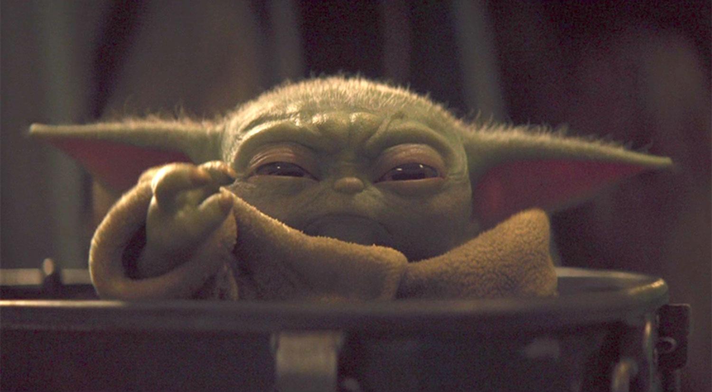 cutest character baby yoda