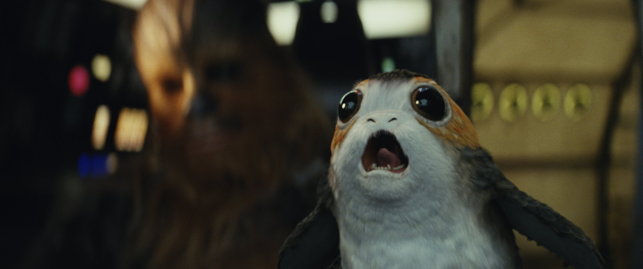 cutest character porgs