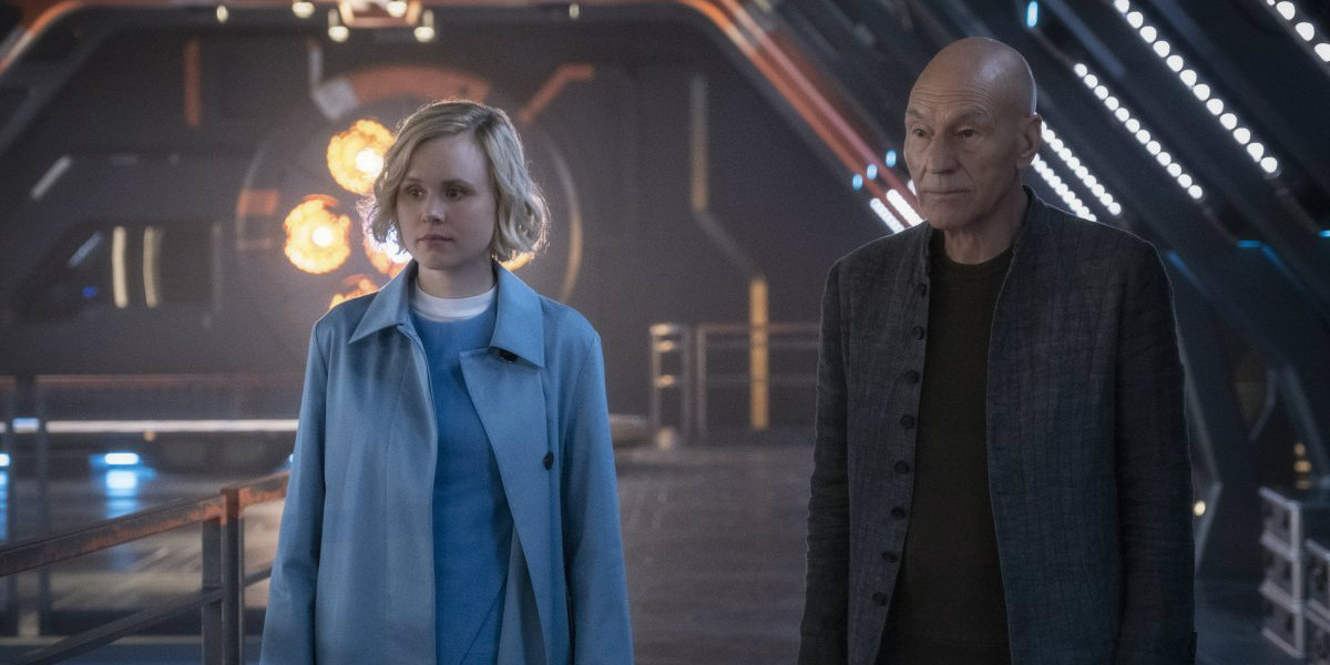 Star Trek Picard Allison Pill