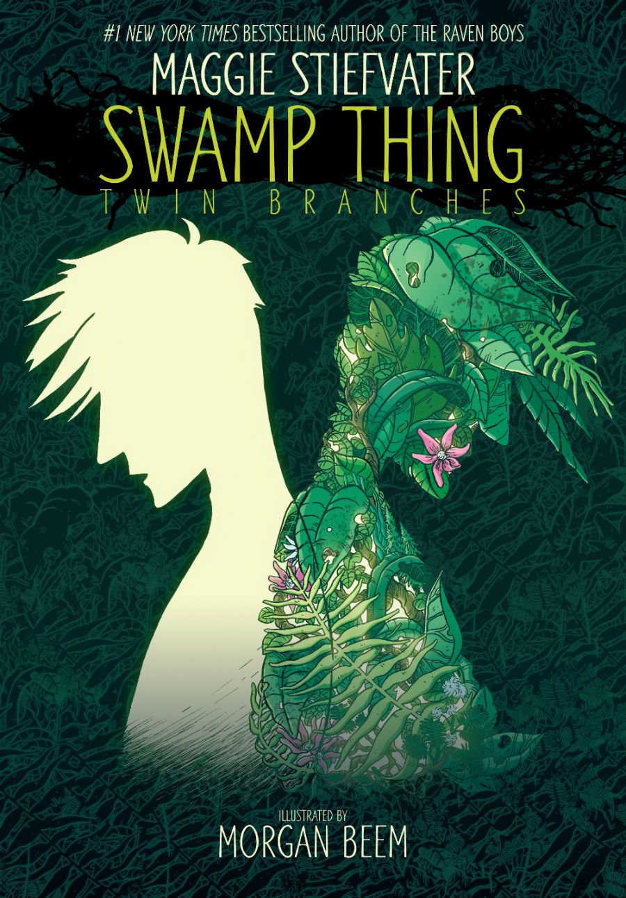 Swamp Thing Twin Branches cover