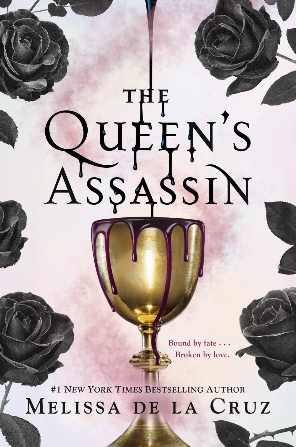 The Queen's Assassin by Melissa de la Cruz