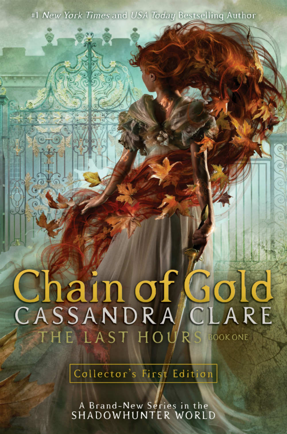 Chain of Gold cover cassandra clare