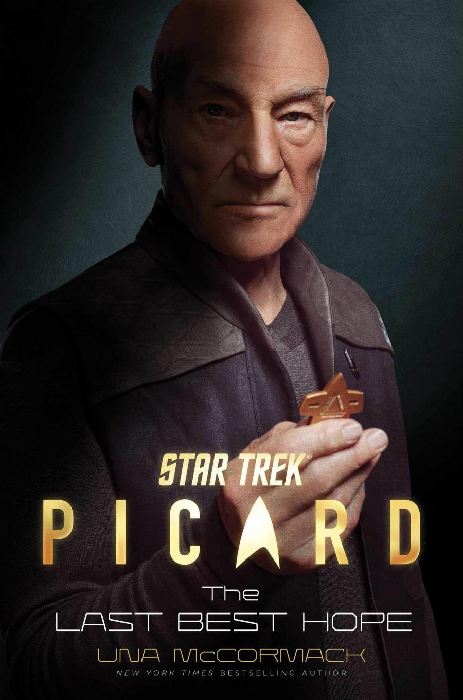 Star Trek Picard novel
