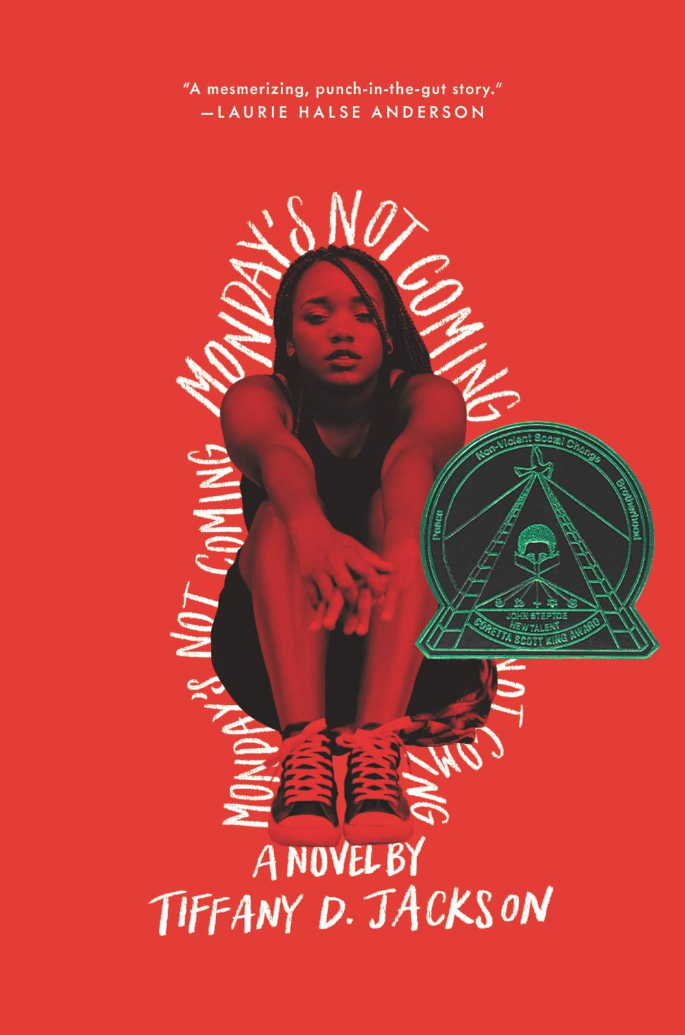 Mother-daughter relationships in YA: Monday's Not Coming by Tiffany D. Jackson