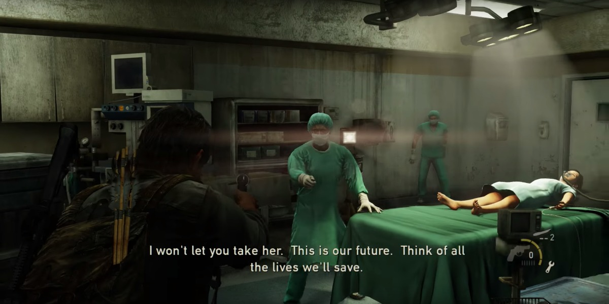the last of us doctors