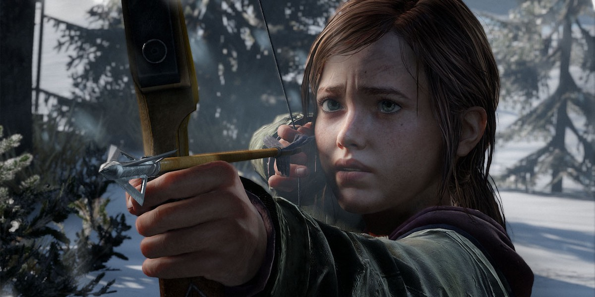 the last of us ellie winter