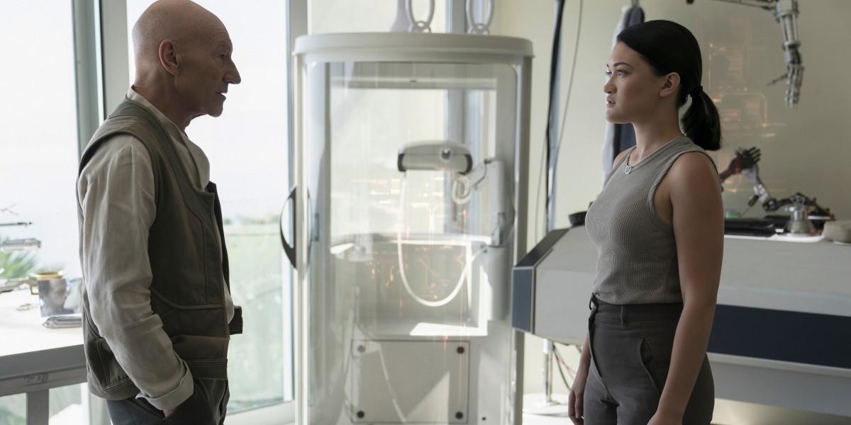 Star Trek Picard 1x09 soji
