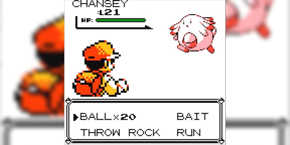 hardest Pokémon to catch chansey guide