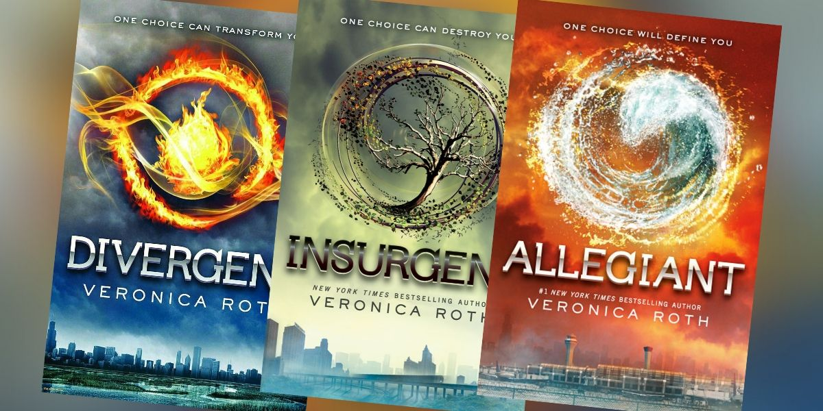 Veronica Roth books: Divergent series order