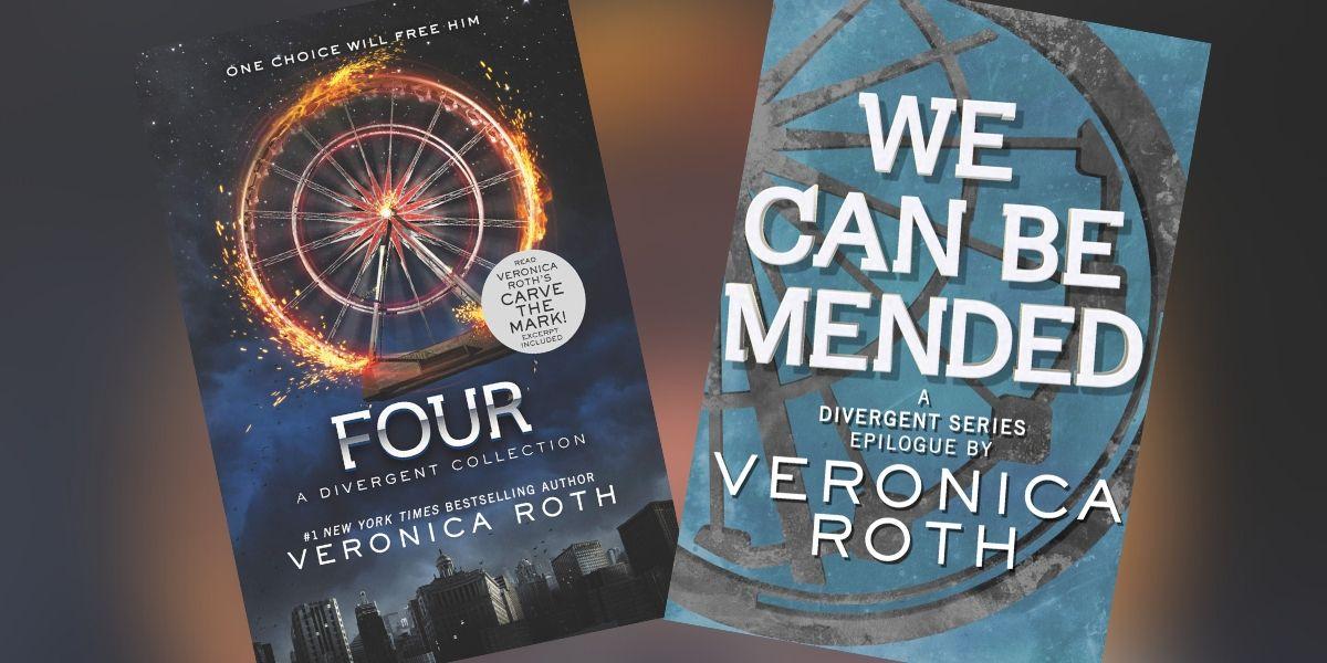Veronica Roth books: Divergent Spinoffs