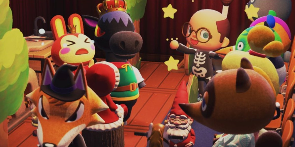 animal crossing holidays