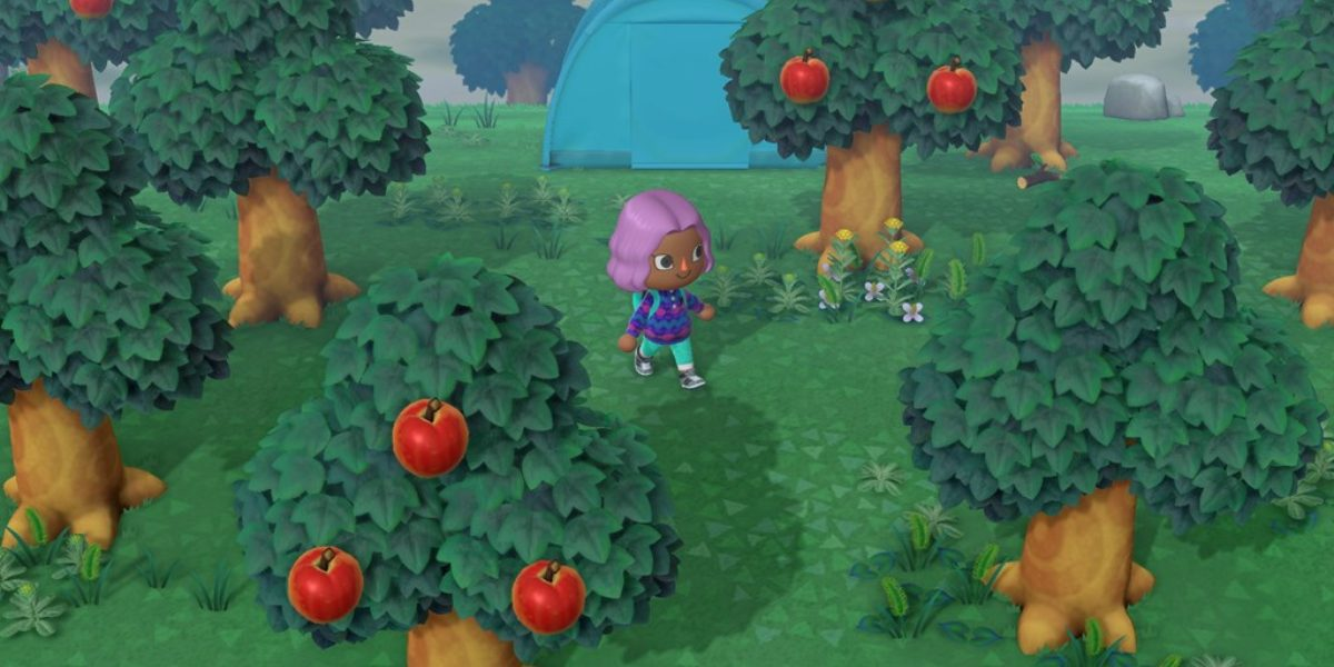 Trees Not Growing In Animal Crossing New Horizons Here S What To Do