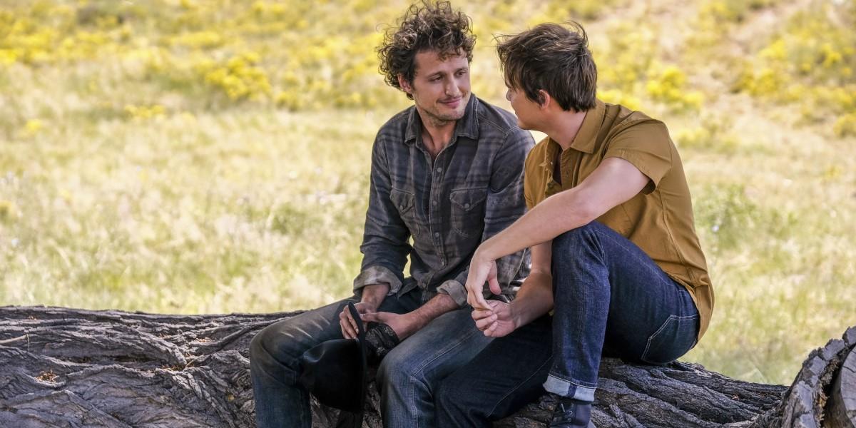roswell new mexico season 2 episode 4, malex, michael and alex
