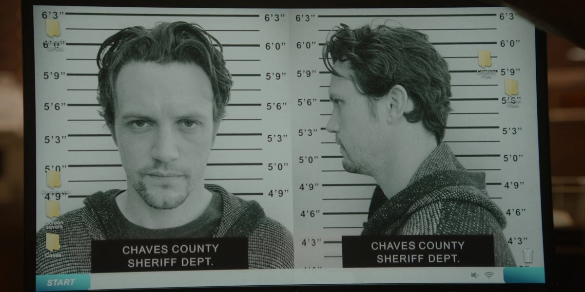 roswell new mexico,max evans mugshot